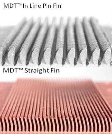 Micro Deformation STRAIGHT FIN