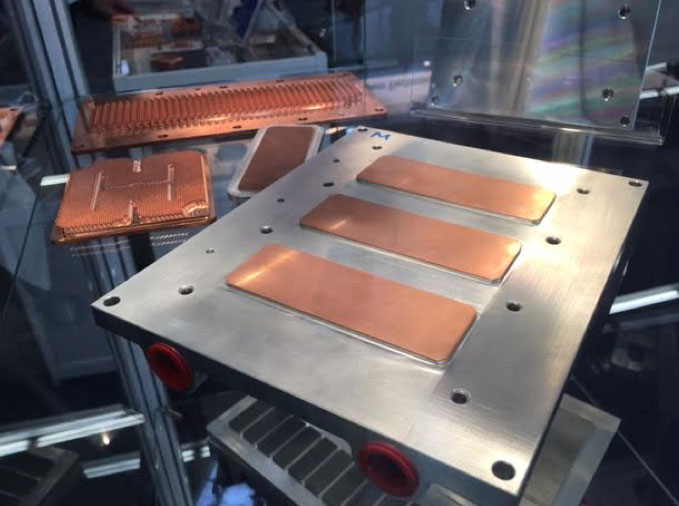 MicroCool CAP cold plate