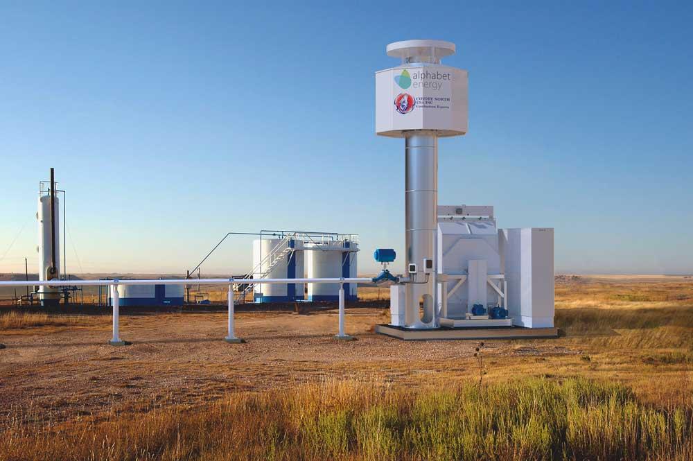 Waste Heat Recovery Alphabet Energy