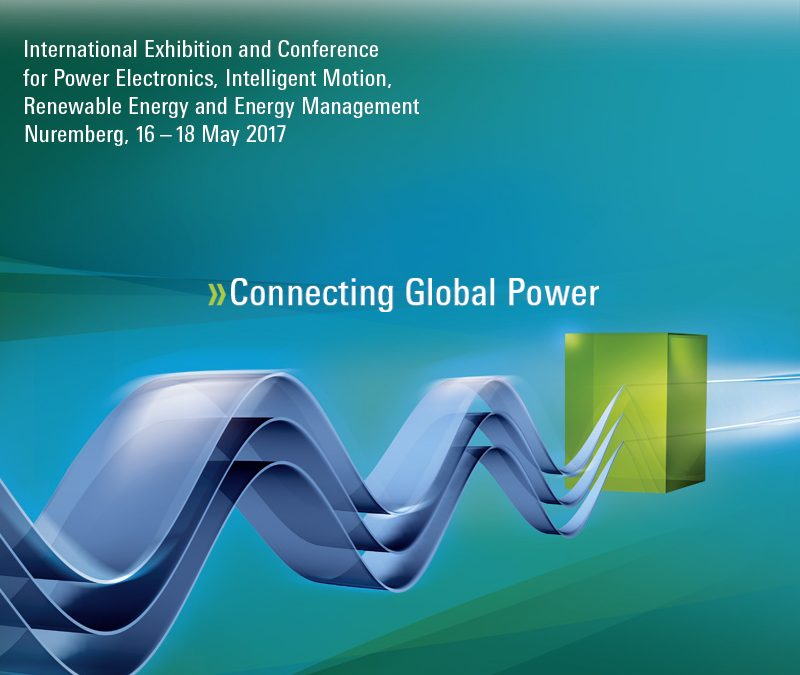 Come Join us at PCIM Europe 2017