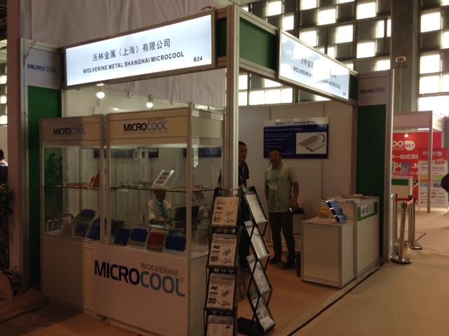 MicroCool at PCIM Asia 2017